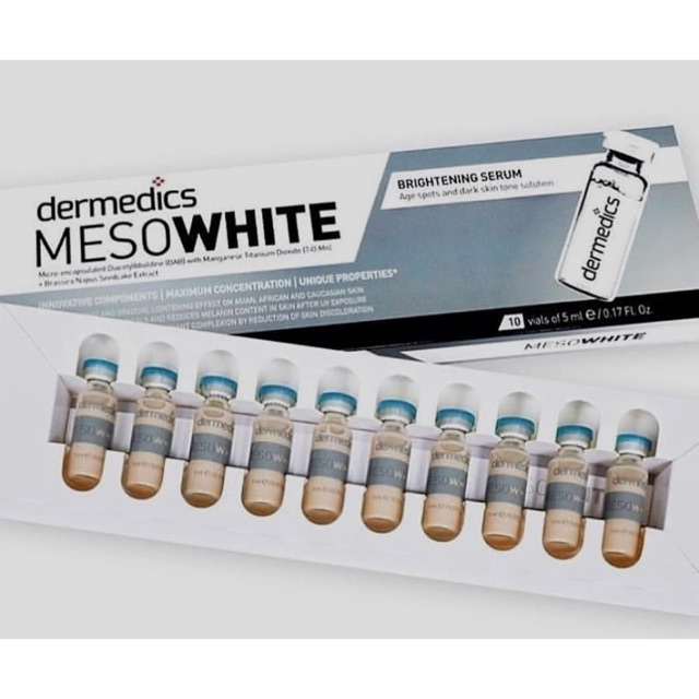 a0efba03f8b Dermedics Mesowhite Brightening Serum   Shopee Malaysia
