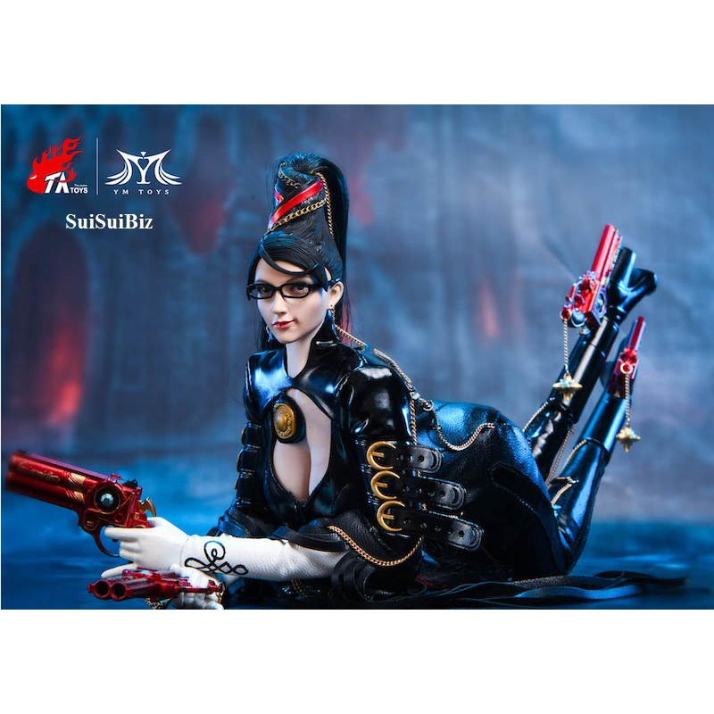 1//6 YMTOYS X ACMETOYS JZ01 Hunting Witch Angels Female Figure Collectible