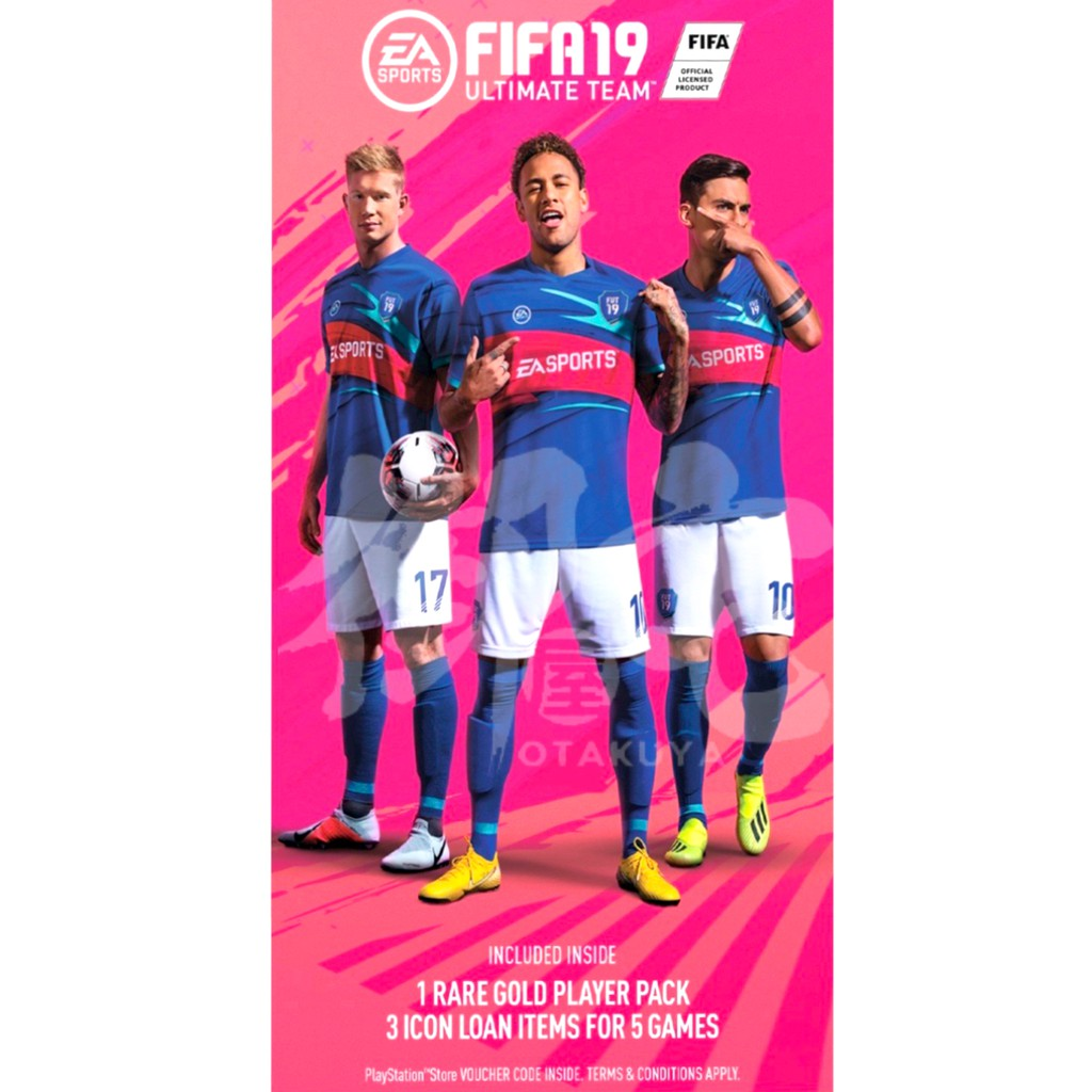fifa 19 ultimate edition ps4 store