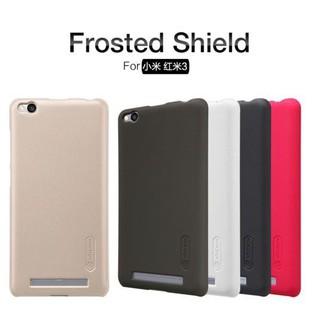 XIAOMI REDMI 3 & PRO NILLKIN Frosted Shield Case FOC Screen Protector