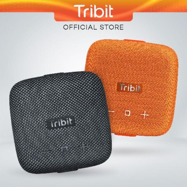 Tribit Stormbox Micro - Mini Bluetooth Speaker, Dual Pairing, IPX67 Waterproof, 8Hours Playtime, Bluetooth Range 100ft