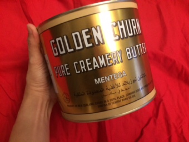 Golden Churn creamery butter (2kg)