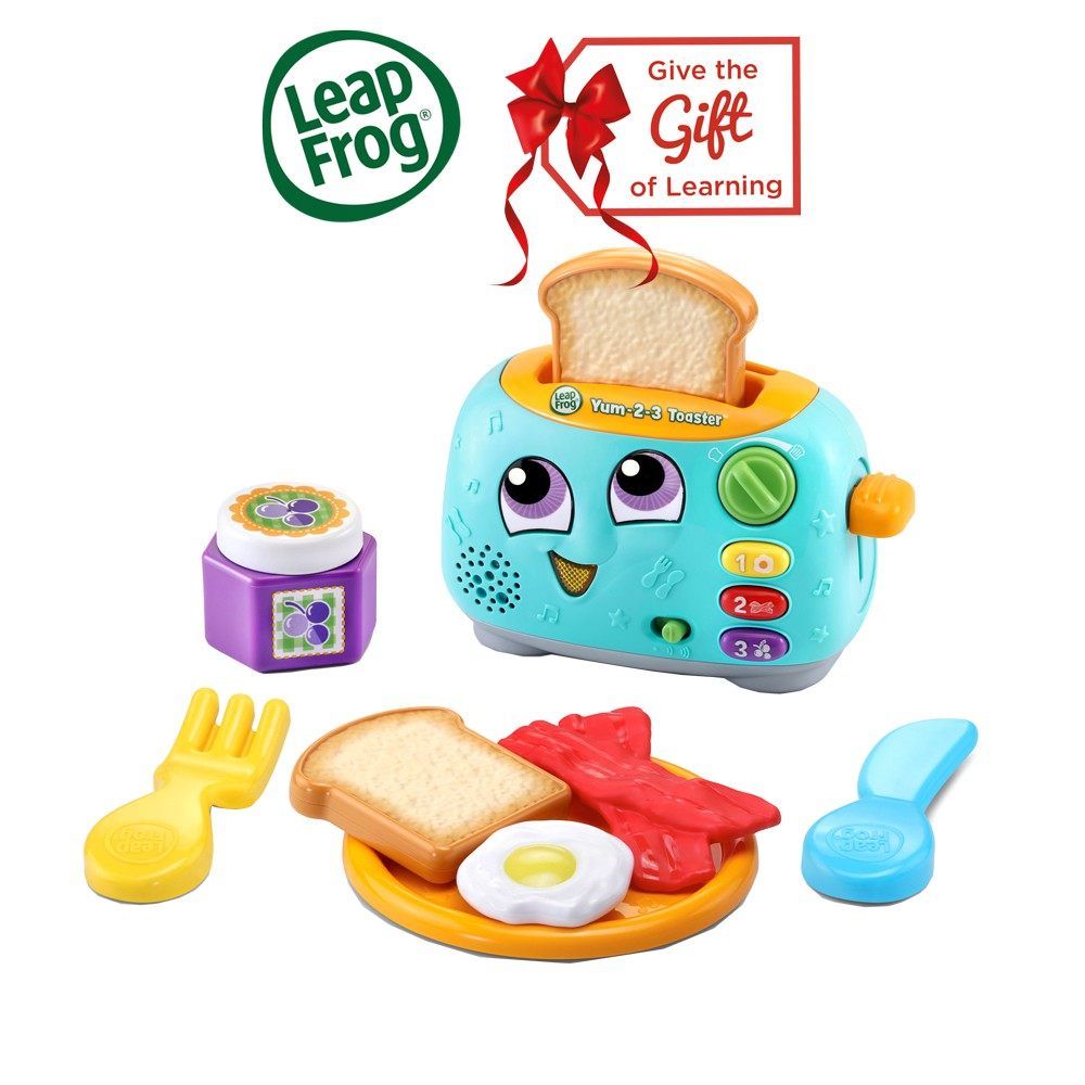 LeapFrog Yum 2 3 Toaster