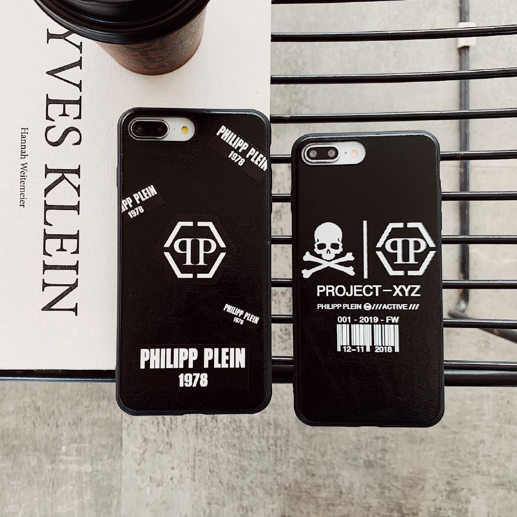 2ab91ccf771 Fashion PHILIPP PLEIN PROJECT-XYZ 1987 qp IPhone 6s 78Plus iphone X phone  case | Shopee Malaysia