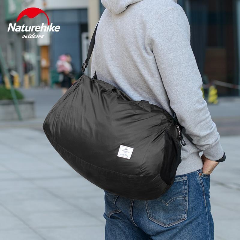 31b2e2031ac1 NatureHike Travel Bag Ultralight Folding Waterproof Bags Storage Bag  NH17F010-D
