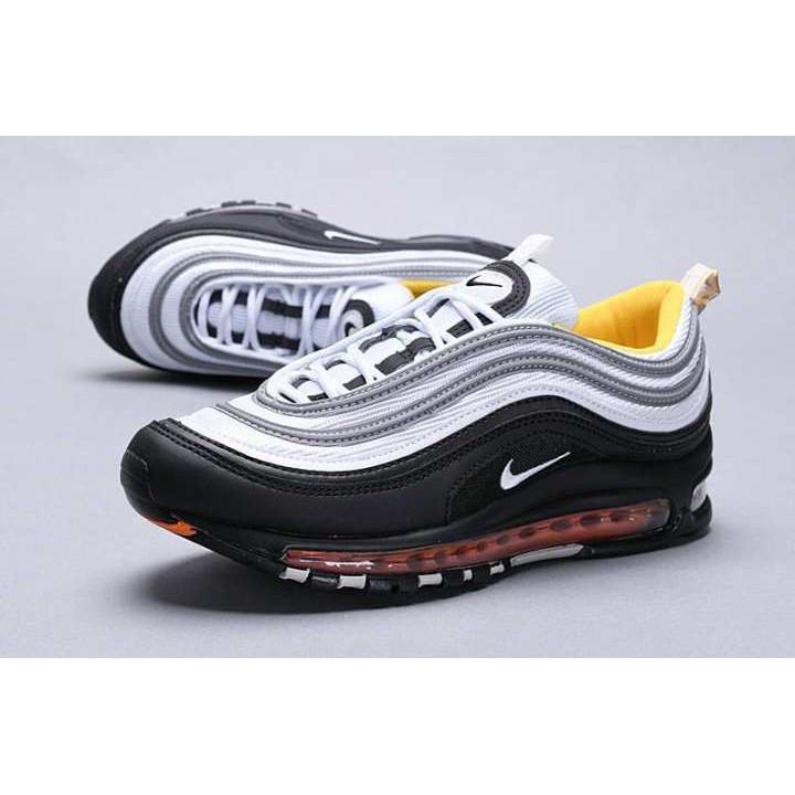 NIKE AIR MAX 97 Metallic Mens Running Shoes,Original Male