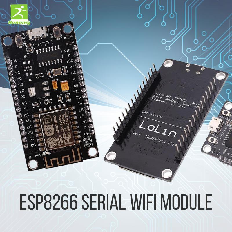 ESP8266 Serial WiFi Module CH340 NodeMcu Lua V3 Development Board Micro USB