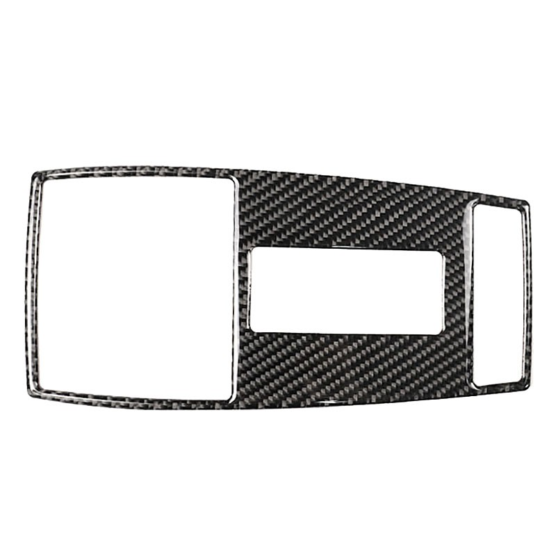 Car Carbon Fiber Reading Lamp Frame For Mercedes-Benz C Class W204