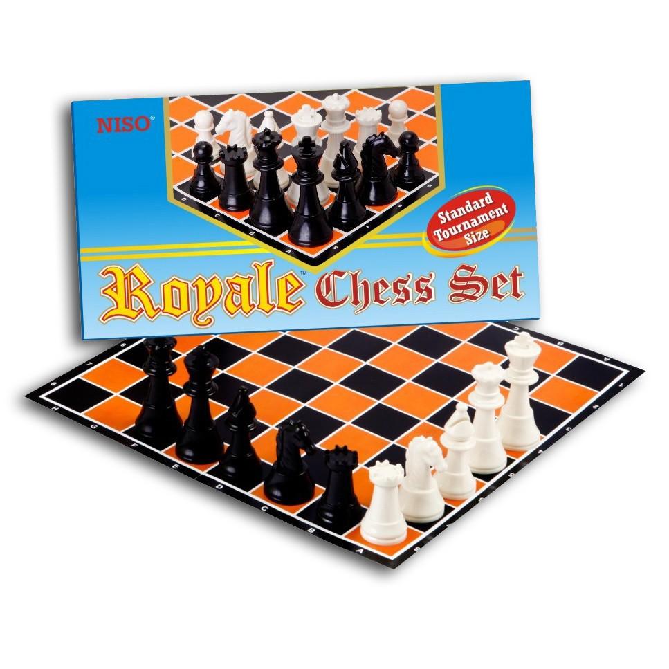 Chess Set Tournament size
