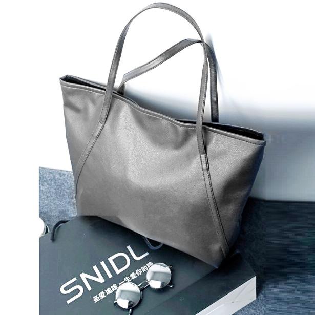 Korean Fashion Style Soft Handbag Backpack School Shoulder Bag Wallet & Keys Tote Bags