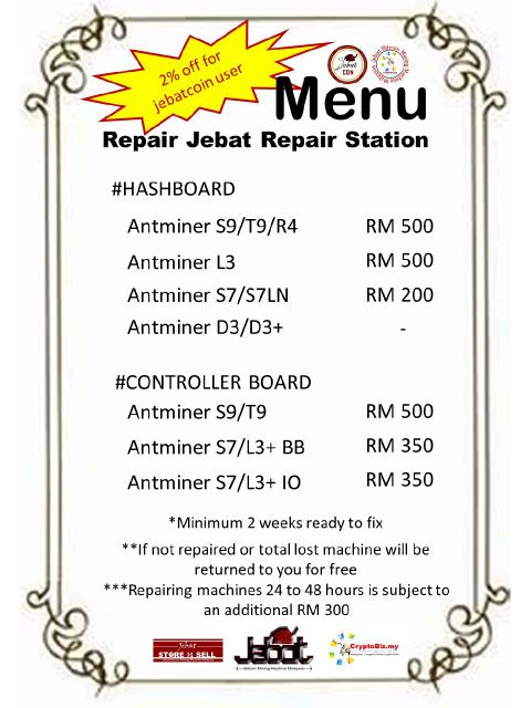 Repair Machine Mining   Shopee Malaysia