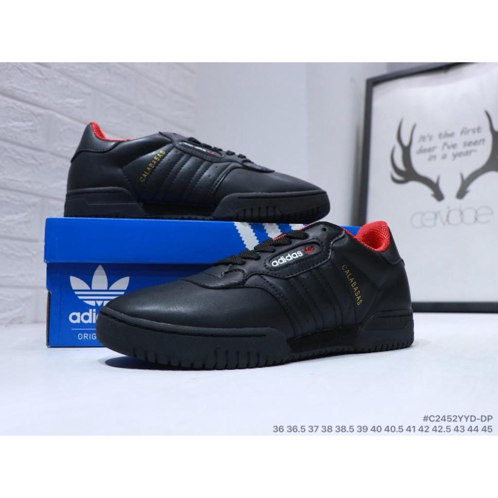 Adidas clover Samba OG red all leather classic shoe trend shoes