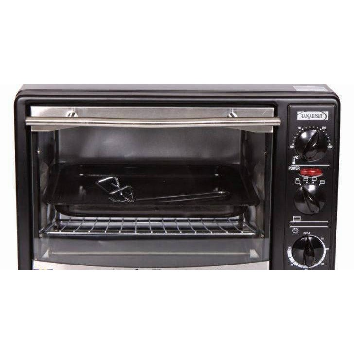 1380W Hanabishi Electric Oven 19L HA6180