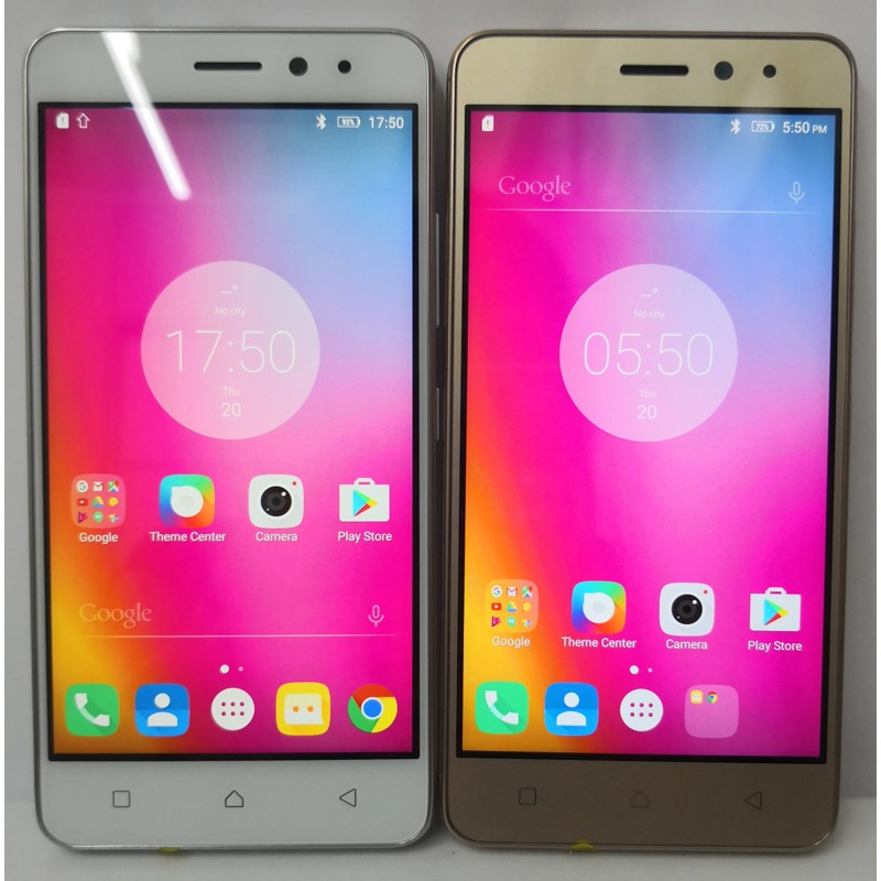 ORIGINAL LENOVO K6 POWER_4G_2 SIM_3GB+32GB (Used set Condition 98%)