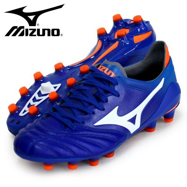 save off 03abe 08800 [MIZUNO] Football Shoes MORELIA NEO 2 MADE IN JAPAN (Blue/White/Orange)