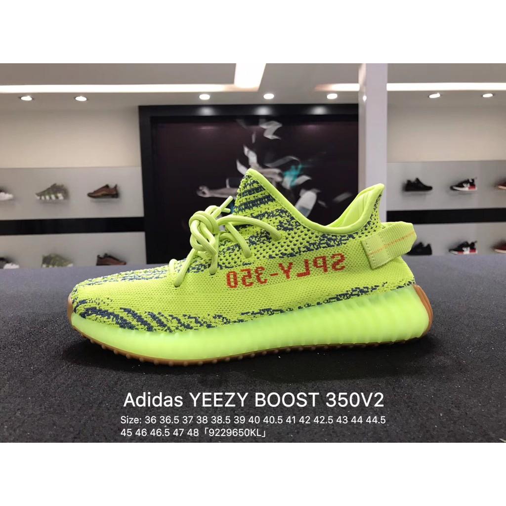 Original Adidas Yeezy Boost 350 V2 Women Men Sport Shoes Unisex Sneakers
