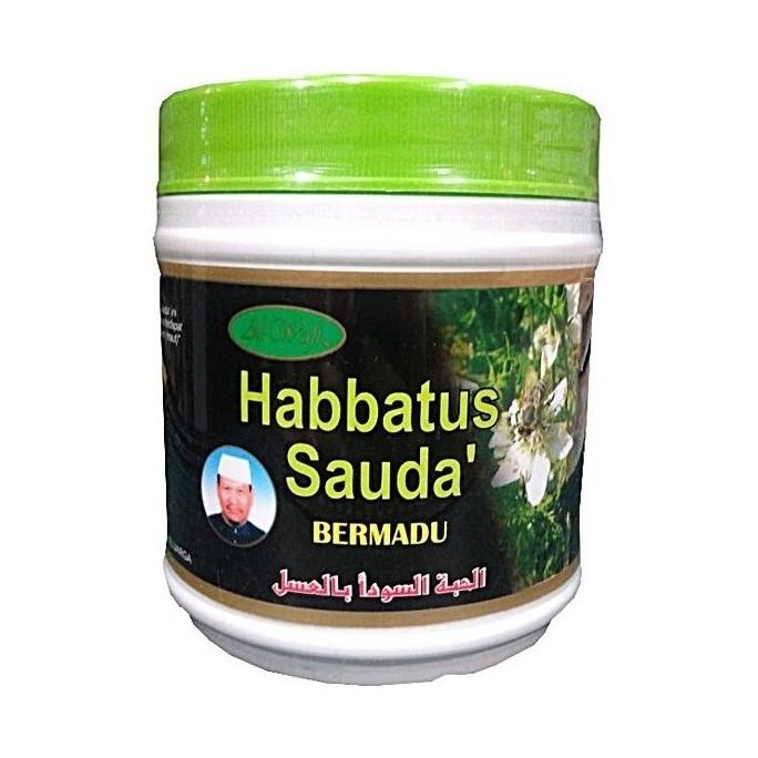 Al Wafi - Habbatus Sauda Bermadu 200gram