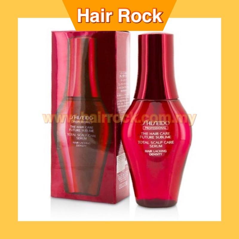 SHISEIDO THE HAIR CARE FUTURE SUBLIME TOTAL SCALP CARE SERUM 150ML