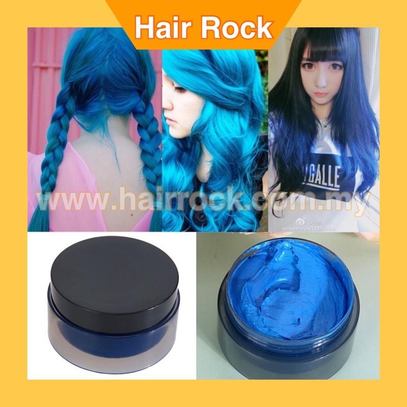 Colour Wax Temporary Hair Colour Hair Dye Washable