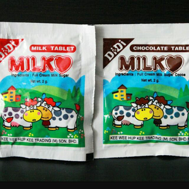 Miraculous 72 Packs Didi Milk Chocolate Tablet Retro Candy Local Ready Stocks Complete Home Design Collection Barbaintelli Responsecom