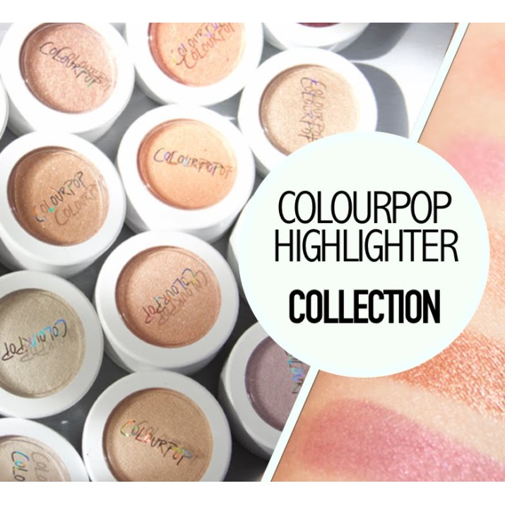 9e48a9fd4390d 🚚 [Ready Stock] 💯 Authentic Colourpop Super Shock Highlighter