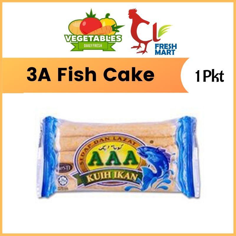 AAA Fish Cake / Kek Ikan (1pkt 300g)