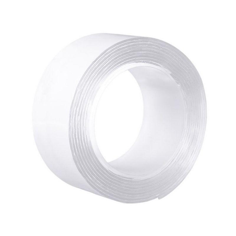 纳米魔力胶带防滑贴片万能贴强力粘免钉免打孔双面胶黏胶