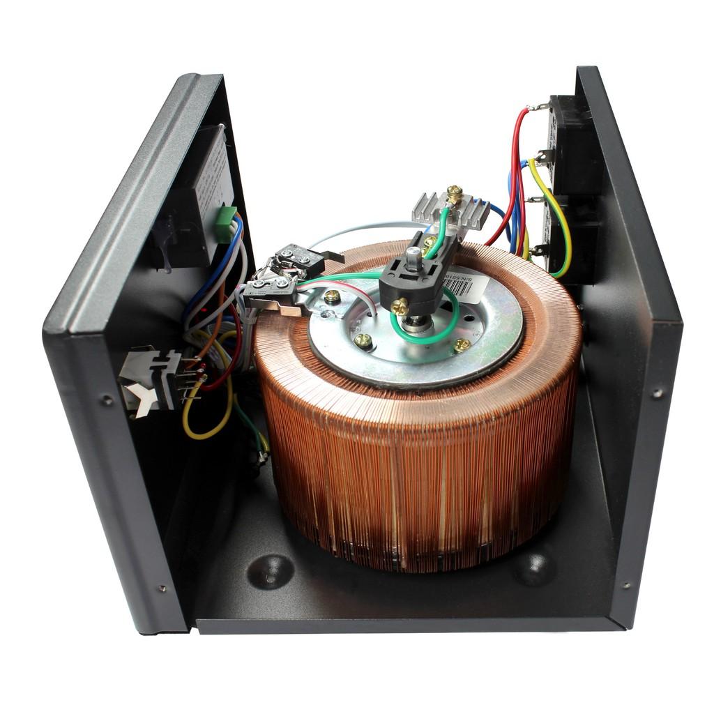 PROLiNK 1KVA/800W Servo Motor Control Stabilizer AVR Auto Voltage Stabilizer Dual Output (110VAC / 230VAC) PVS1001AD