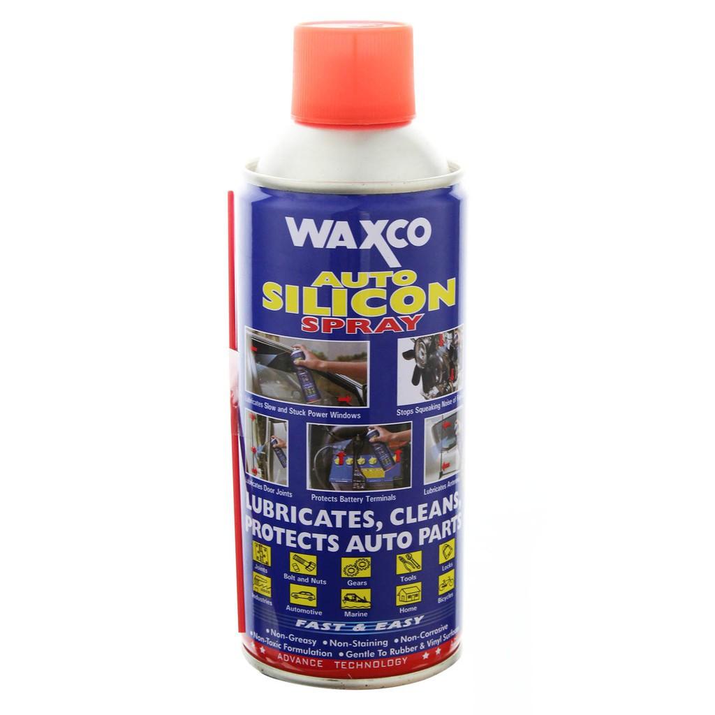 Waxco Auto Silicone Spray (300ml)