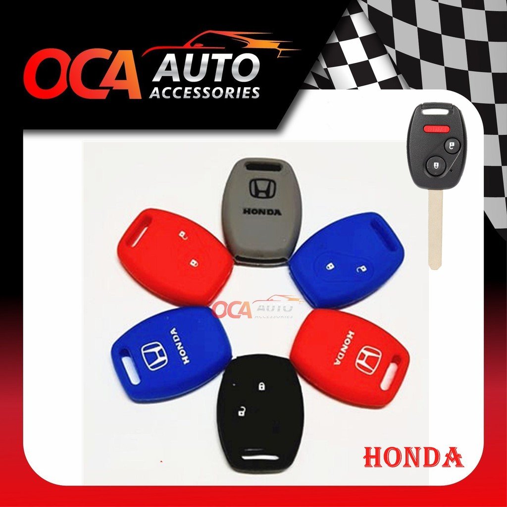 Honda Civic FD Silicone Key Case Remote Cover