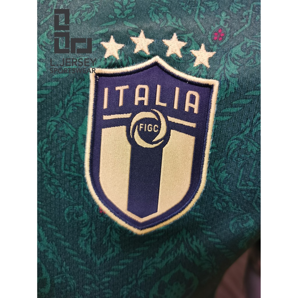 Italy Men 3rd Kit Euro Cup Season 20/21 Fans Jersey