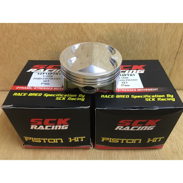 y15zr SCK RACING Forged piston 57mm