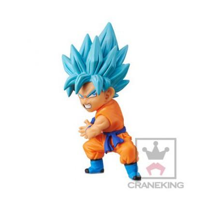 Banpresto Dragonball Z Super WCF Super Saiyan God Goku