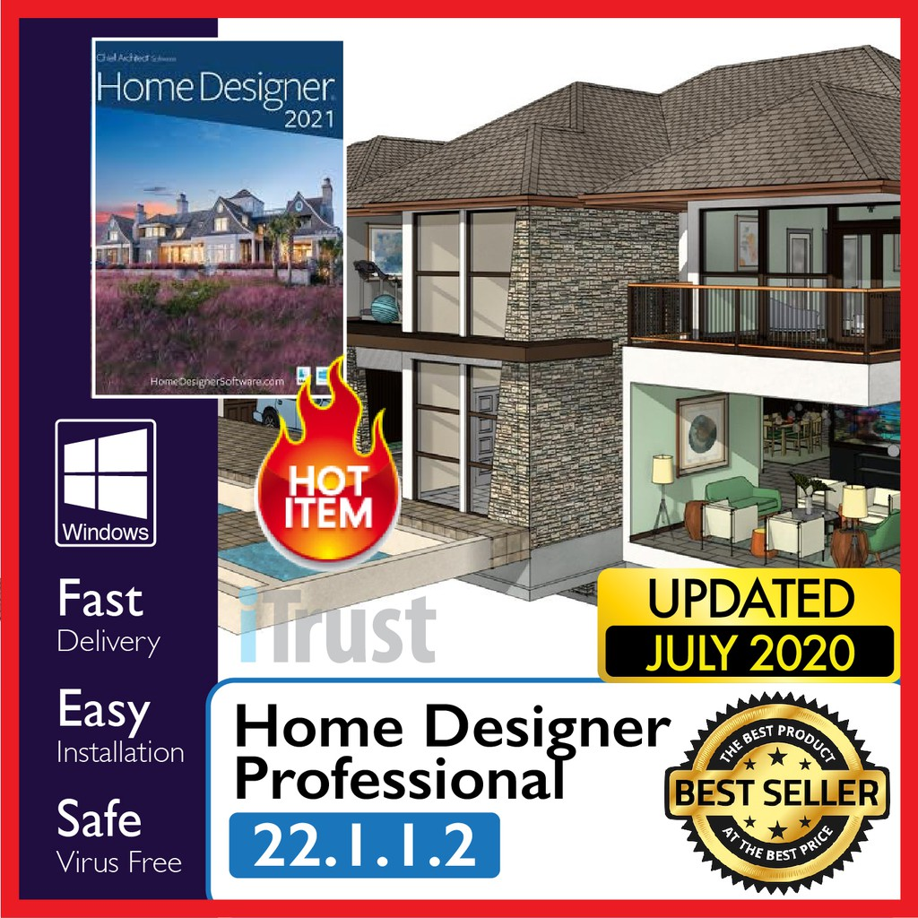 Home Designer Architectural / Professional / Suite 2021
