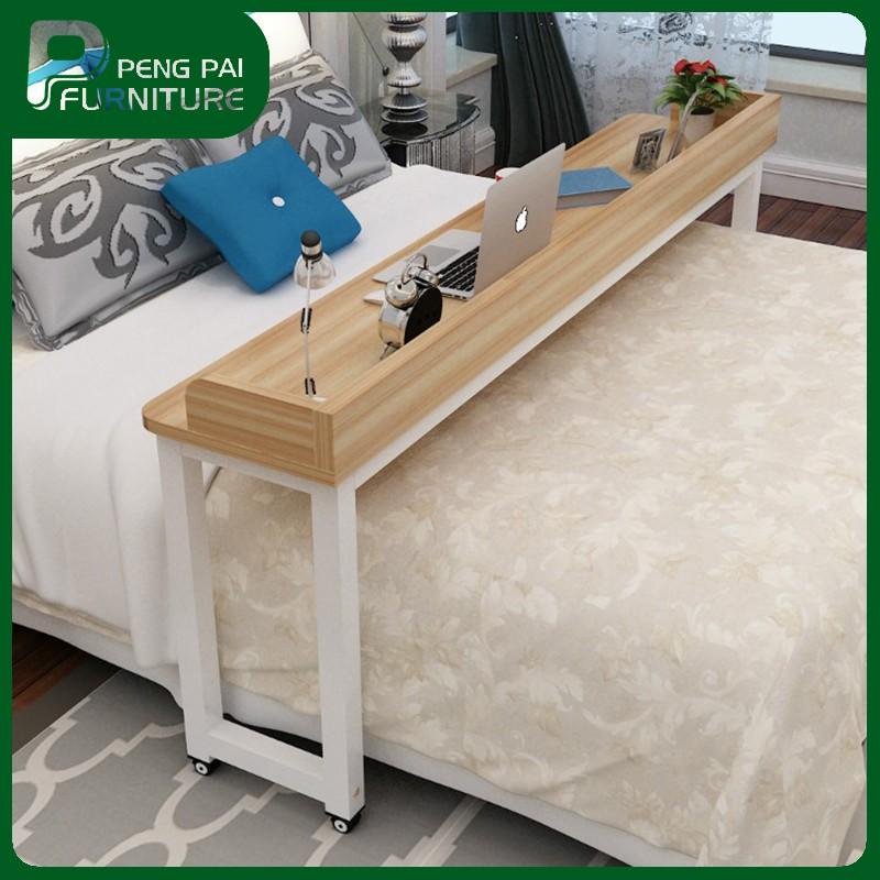 Ready Stock Laptop Desk Bedside Table, In Bed Desk