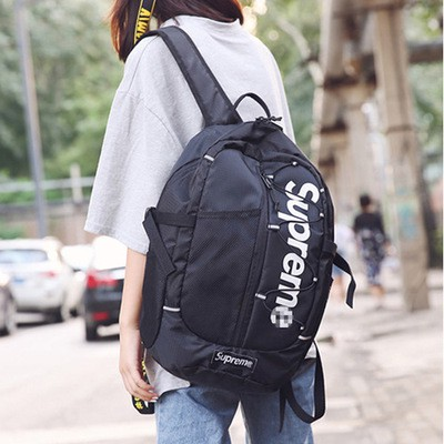 san francisco fcec1 75146 Supreme SS17 Backpack   Shopee Malaysia