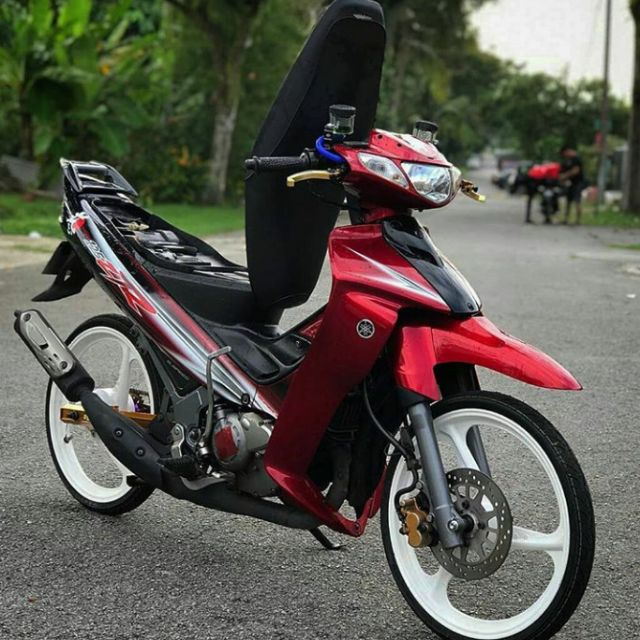 Yamaha Lagenda 110zr Cover Set Shopee Malaysia