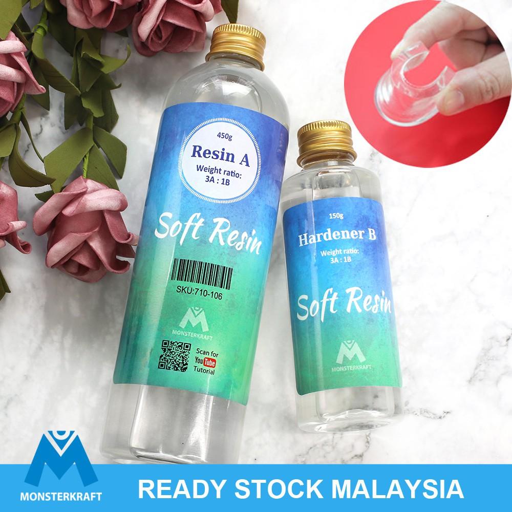 Epoxy Resin AB Glue Resin, Crystal Clear, High Quality 水晶滴胶