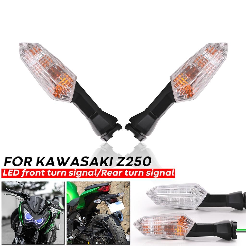 Turn Signal Light Lamp//Lens For KAWASAKI Z800 Z1000 Z250 Z300 Z750 ZRX1200 ER-6N