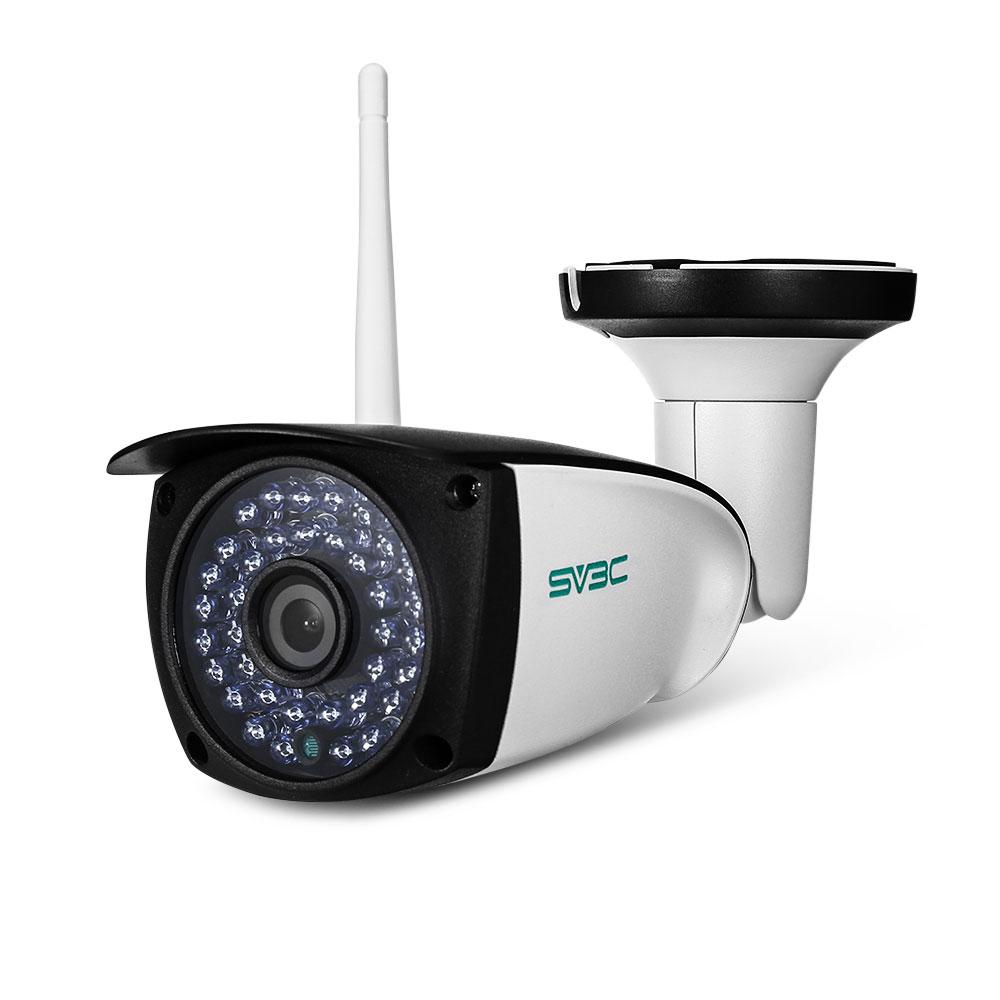 SV-B06W 1080P1 3MP WiFi Camera Wireless Outdoor Security Surveillance CCTV  Night