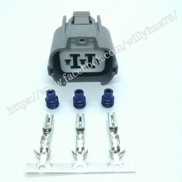3 Pin VSS Speed Sensor Wiring Plug Pigtail For Honda Civic Accord Prelude 92-00