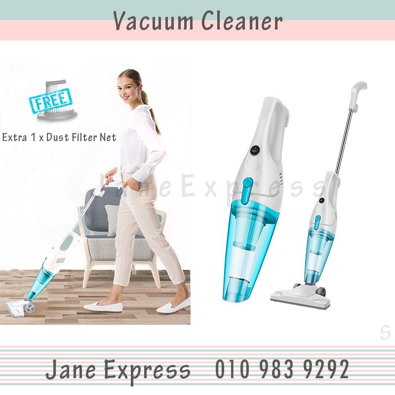 Handheld Vacuum Cleaner Penyedut Habuk Washable Reusable Dust Filter Net Home