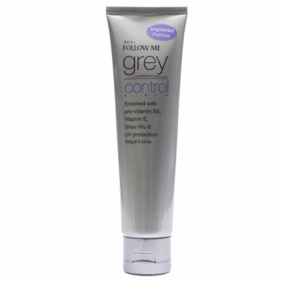 Follow Me Grey Control Hair Cream 100G