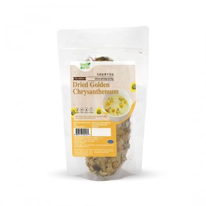 Love Earth Natural Dried Golden Chrysanthemum  40g 乐儿天然干菊花 40公克 (袋装)