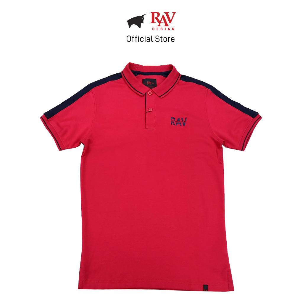 RAV DESIGN MEN'S SHORT SLEEVE POLO T-SHIRT |RCT31872002