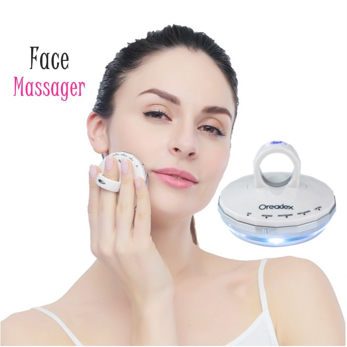 Wrinkle Removing Beauty Instrument, Vibration Electric Facial Massager
