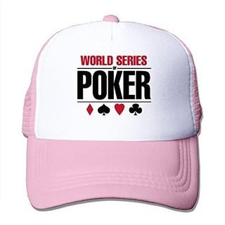 147d5919d27 World Series Of Poker Mesh Hat Trucker Baseball Cap