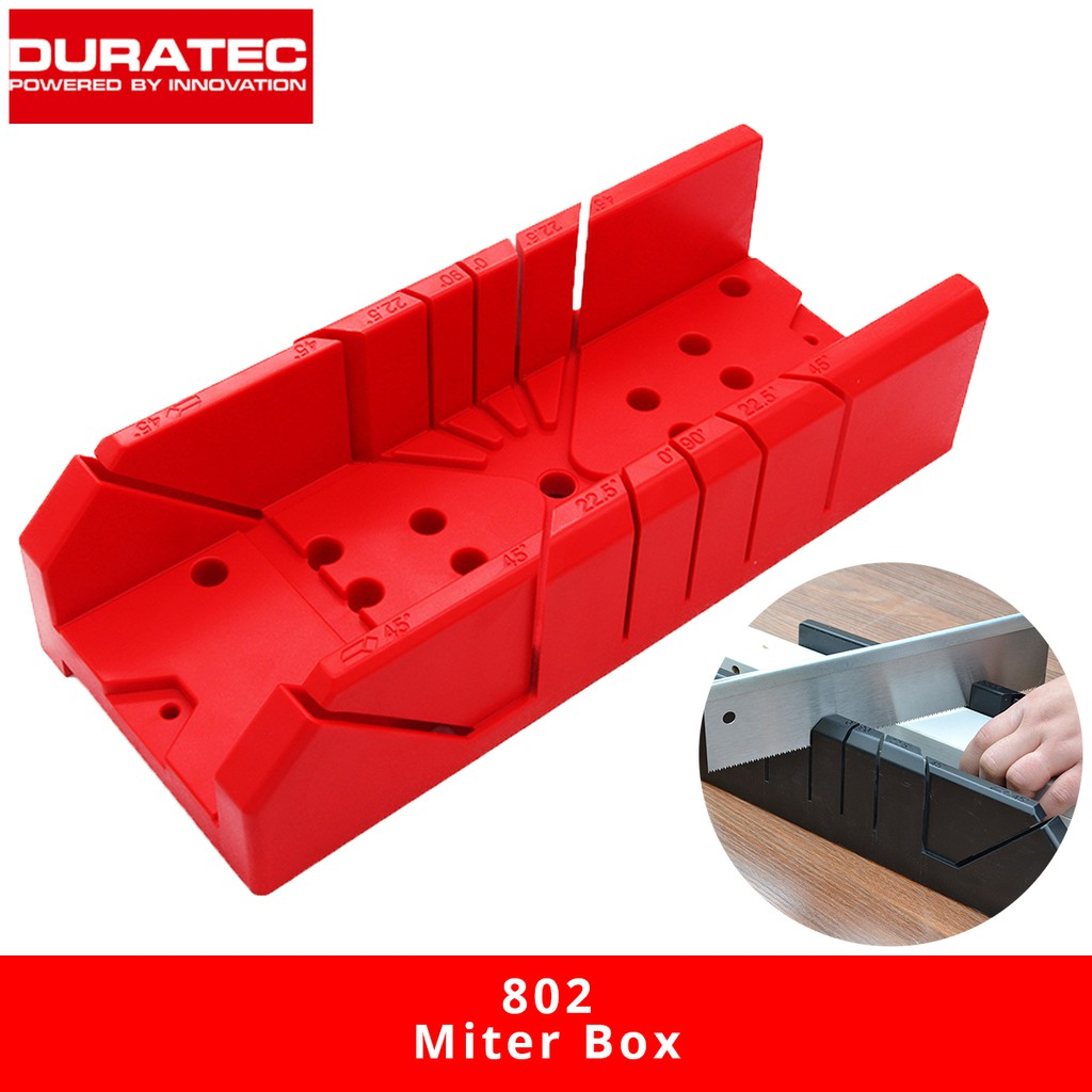 DURATEC 802 Miter Sawing Box Wood Clamp