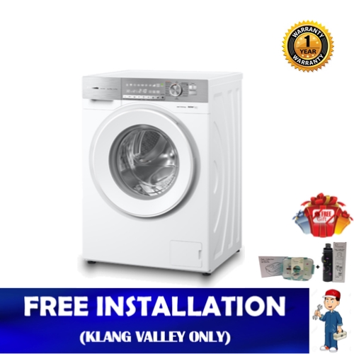 Panasonic 10kg Wash / 6kg Dry Washer Dryer - ECONAVI Inverter NA-S106G1WMY (White)