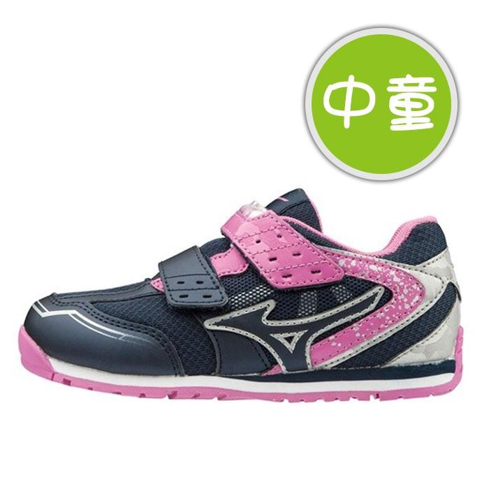 c66e4fb5db Mizuno 19ss Devil Felt children's shoes, Children Shoes asobi k1gd193760